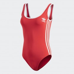 Body 3-Stripes Red - Adidas Original