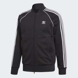 Felpa Jacket Zip 3-Stripes - Adidas Original