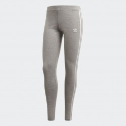 Leggings 3-stripes Grey - Adidas Original