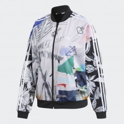 Felpa Jacket Zip Fantasia - Adidas Original