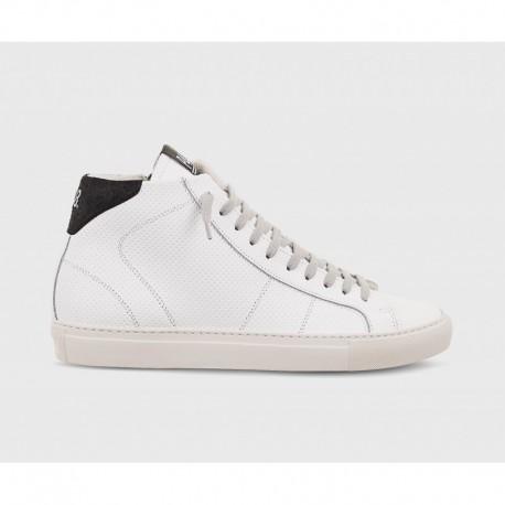 Sneaker alta E8 Star 2.0 White-Hole - P448
