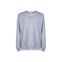 Felpa doppiata t-shirt - Imperial Fashion
