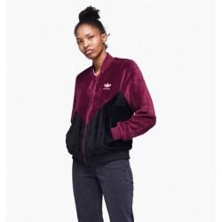 Felpa Jacket Peluche - Adidas Original