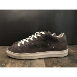Sneaker bassa Suede Grey 933E - Ama Brand