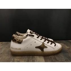 Sneaker bassa stella gold 931 - Ama Brand