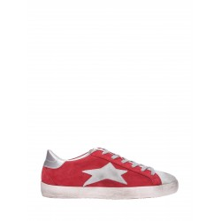 SNEAKER SUEDE RED