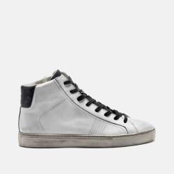 Sneaker Infinity High White - Crime London