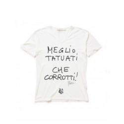 MEGLIO TATUATI CHE CORROTTI