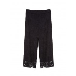 "pantaloni culotte in pizzo P908H882 ""PLEASE"""