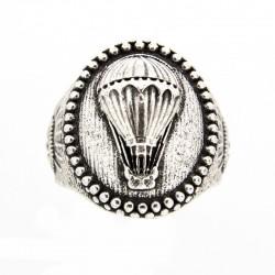 """anello in ottone Mongolfiera C3175F """"PIETRO FERRANTE"""""""