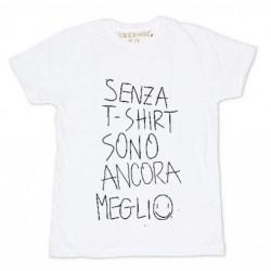 SENZA T-SHIRT SONO...