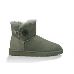 "Stivali Mini Bailey Button K 0787 ""UGG AUSTRALIA"""