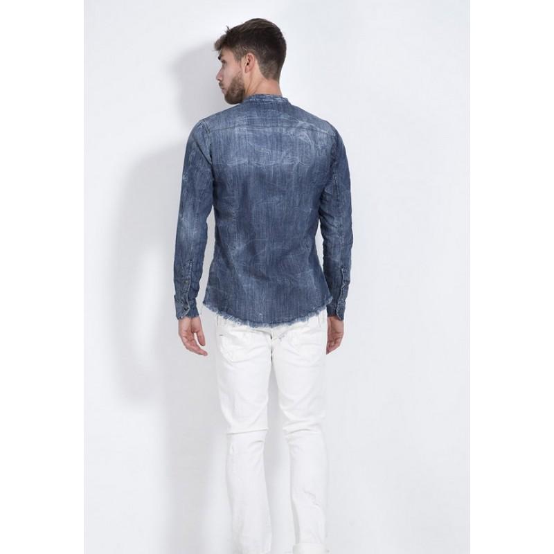 Uomo Imperial Uomo Jeans Camicia Camicia Jeans Camicia Imperial Jeans Imperial Uomo 8wvmOyN0n