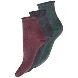 calzini in lurex