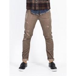 "Pantalone strappato P372MSHC04 ""IMPERIAL FASHION"""