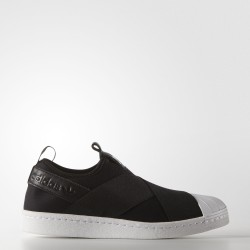 SUPERSTAR SLIP ON BLACK