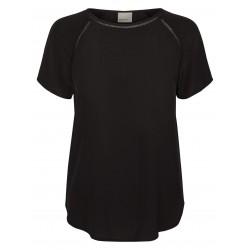 T-shirt con impunture 10170767 Veromoda