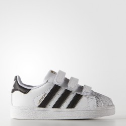 SUPERSTAR I STRAPPI BLACK