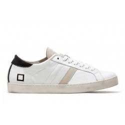 Hill Low Nappa White-Black D.A.T.E.