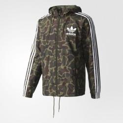 Giacca a vento camouflage BJ9997 Adidas Original