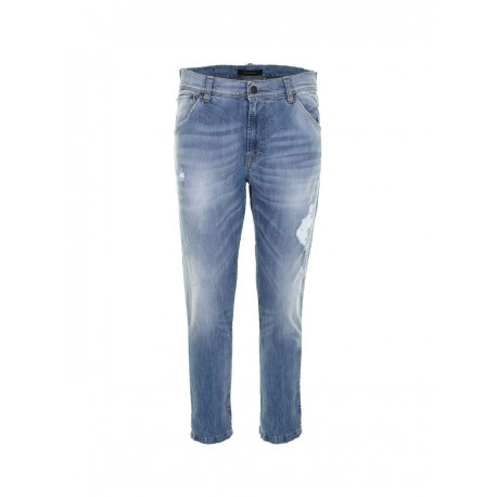 Jeans strappi P372MNXD01 Imperial Fashion