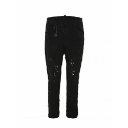 Jeans schizzi pittura P372MNTC01 Imperial Fashion