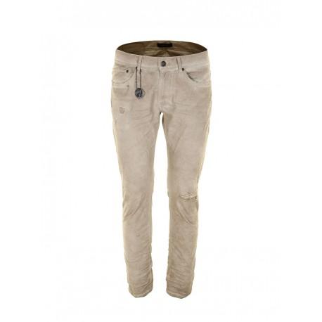 Jeans con strappi P372MRSC10 Imperial Fashion