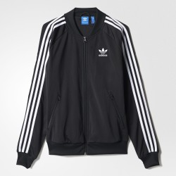 Felpa Superstar Zip BK5931 Adidas Original