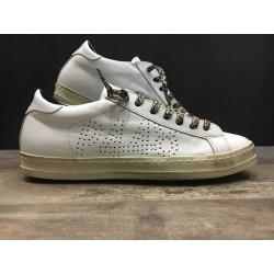 Sneaker Bassa E7JOHN WHITE-LCW P448