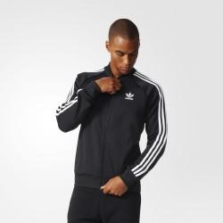 Felpa Zip Trefoil BK5921 Adidas Original