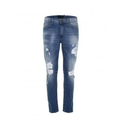 Jeans con rotture P372MSHD18 Imperial Fashion