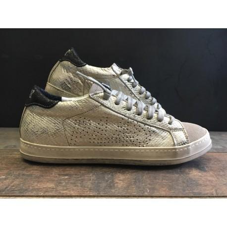 Sneaker E7JOHN Gold-Vip P448
