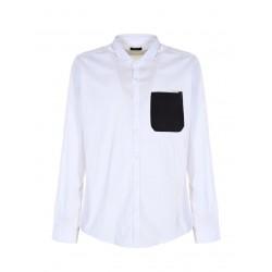 Camicia Dettaglio Tasca CYA5T3BL Imperial Fashion
