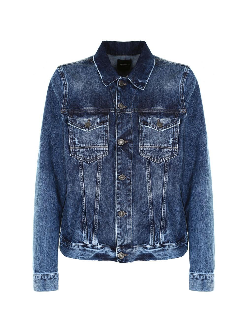 Giubbino jeans imperial
