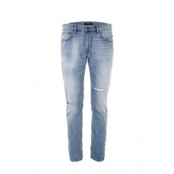 Jeans con strappi P372MRSD28 Imperial Fashion