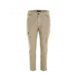 Pantalone Con Toppe P372MNXC01 Imperial Fashion