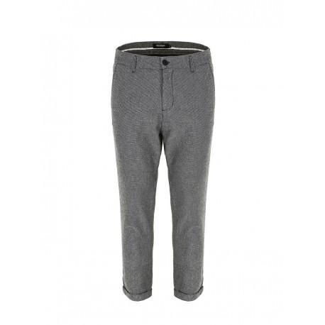 Pantalone Sartorial Risvoltino PWB0TZNMAR Imperial Fashion