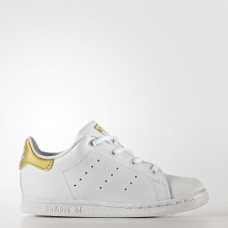 Stan Smith Gold Kids BB3004 Adidas Original