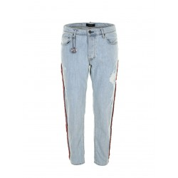 Jeans Cuciture a Vista P372MVAD02 Imperial Fashion