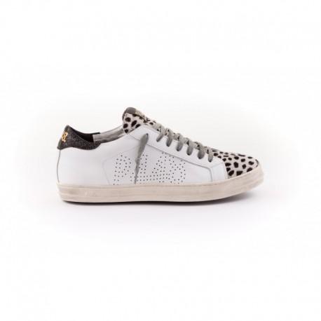Sneaker Bassa A7 John White Che - P448