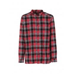 Camicia coreana tartan - Imperial Fashion