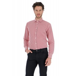 Camicia check regular - Imperial Fashion