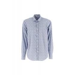 Camicia floreale slim-fit - Imperial Fashion