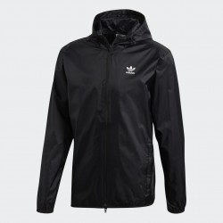 Windrunner Trefoil nero - Adidas Original