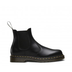 Anfibio Chelsea Smooth Black - Dr.Martens