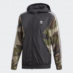 Giacca a vento Camouflage - Adidas Original