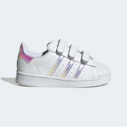 SUPERSTAR STRAPPI FLUO