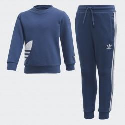 Completo Big Trefoil Crew fm5620 - Adidas Original