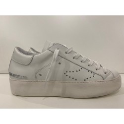 PLATFORM UOMO TOTAL WHITE
