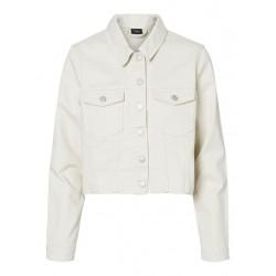 Cropped Denim Jacket - Vero Moda